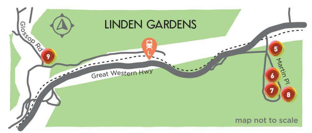 Mid-Mountains Garden Festival Linden